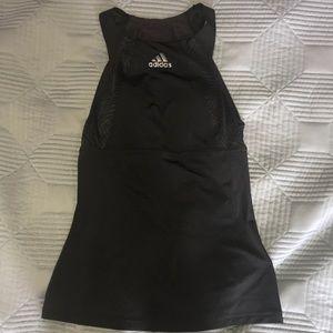 Adidas halter tank top